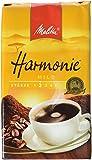 Melitta Gemahlener Röstkaffee, Filterkaffee, feines Aroma, milder Röstgrad, Stärke 2, Harmonie Mild, 12 x 500 g
