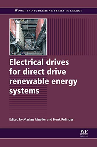 Electrical Drives for Direct Drive Renewable Energy Systems (Woodhead Publishing Series in Energy, Band 24) - Direct-drive-band