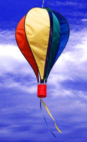 New Tech Kites Spinning Heißluftballon