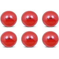 trenas Gym Ball - Set 6 x - Professional Fitness Equipment - Exercie - Yoga - Pilates - anti - burst - Office - with Pump - red - blue - green - pink - yellow