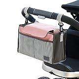 Die besten Infant Autositze - Nexlook Spaziergänger Organizer Taschen Wagen Pram Cart Save Bewertungen