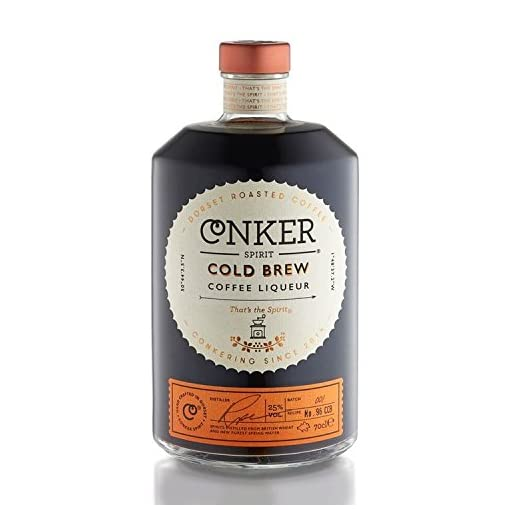 Conker Cold Brew Coffee Flavoured Liqueur, 70 cl