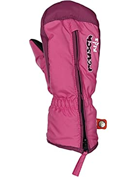 Reusch Baby guantes Benni guante, otoño/invierno, bebé, color rosa - rosa, tamaño 5