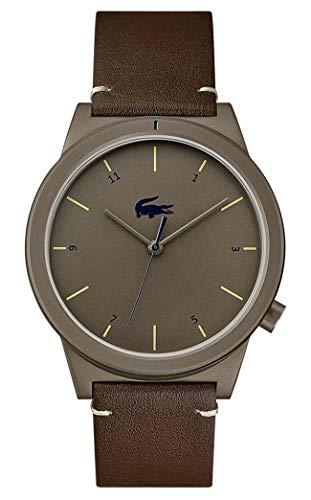g Quarz Uhr mit Leder Armband 2010992 ()