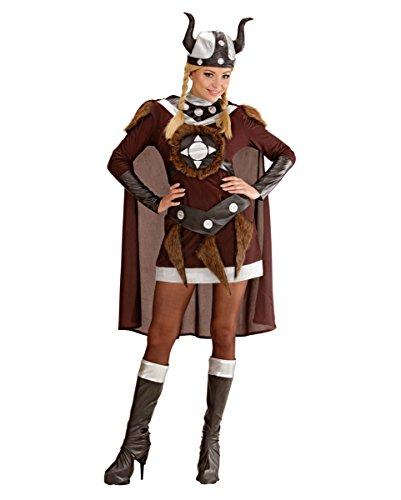 Viking Valkyrie Viktoria Kostüm Größe S 36/38 (Valkyrie Kostüm)