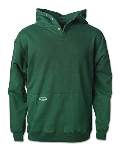 Arborwear 400240 Men's Double Thick Pullover Sweatshirt, Forest Green - XXL Arborwear Pullover