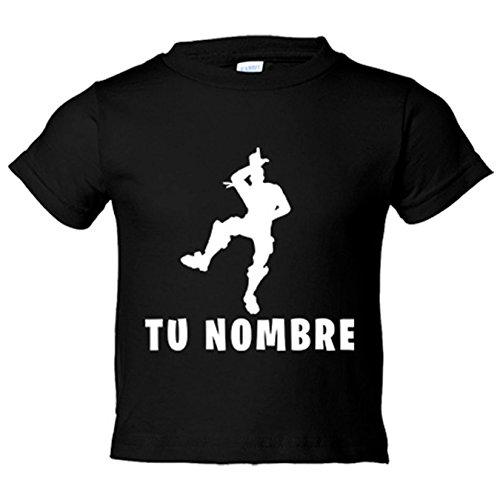 Camiseta niño pose Take The L baile Loser personalizable con nombre -