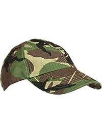 Mens Military Combat Baseball Cap Sun Hat Visor DPM Desert Camo UTP Urban Grey
