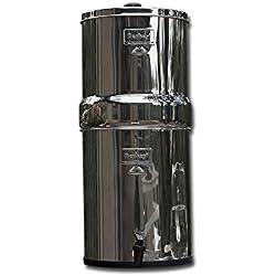 Travel Berkey® Filtre à eau Alimenté par gravité avec 2 éléments de purification Black Berkey®