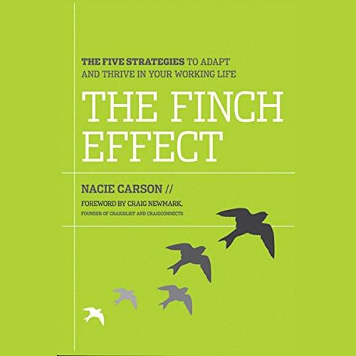 The Finch Effect  Audiolibri