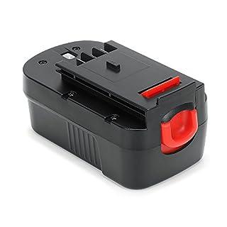 A18 18V 3000mAh Ni-MH Battery for Black & Decker A18 HPB18 HPB18-OPE A1718, Firestorm A18 FS180BX FS18BX FS18FL FSB18