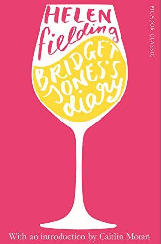 Book cover for Bridget Jones's Diary