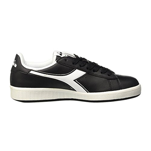 Diadora Game P, Sneakers Basses Homme C7040 BIANCO VERDE