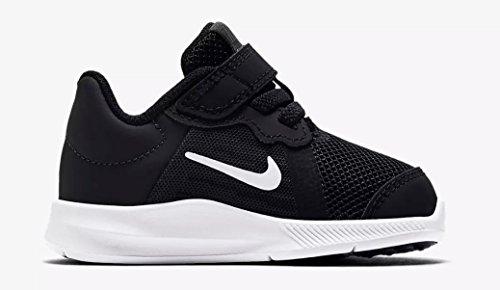Nike Unisex Baby Downshifter 8 (TDV) Hausschuhe, Schwarz (Black/White-Anthracite 001), 19.5 EU (Schuhe Jordan Baby Mädchen)