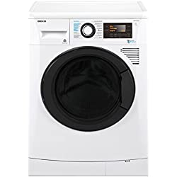 Beko WDA 96143 Waschtrockner / AA / 1400 UpM / Waschen: 9 kg / Trocknen: 6 kg / Weiss