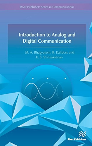 Introduction to Analog and Digital Communication (River Publishers Series in Communications) -