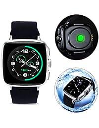WLH Smartwatch,Willful Reloj Inteligente con Ranura para Tarjeta SIM, Pulsera Actividad Inteligente para Deporte,…