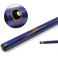 Stecca da biliardo Mojo blu, 2 pezzi, carbonio grafite, punta 9 mm