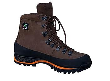 Alpen Heat AS1Gronell Tibet Heated Boot, Unisex, AS1 Gronell Tibet, brown/black