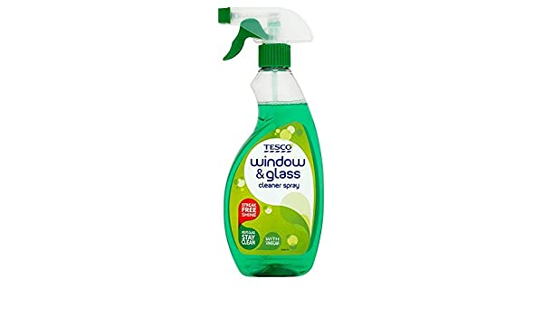511d335b7d71 Tesco Window Cleaner Spray 500Ml: Amazon.co.uk: Grocery