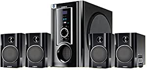 Envent DeeJay Pro 4.1 Bluetooth Hometheatre Speaker