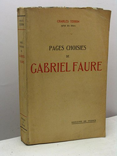 pages-choisies-de-gabriel-faure