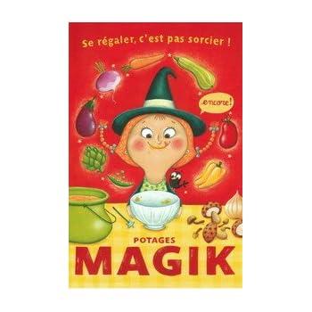Editions de Mai POTAGES MAGIK - PA23 - CARTES AMANDINE PIU - PA23