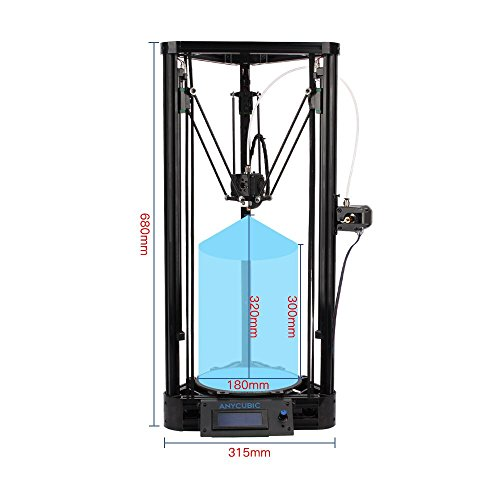 Anycubic – Kossel (Linear Version) - 6