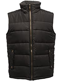 Regatta Mens Altoona Quilted Insulated Fleece Collar Gilet Bodywarmer