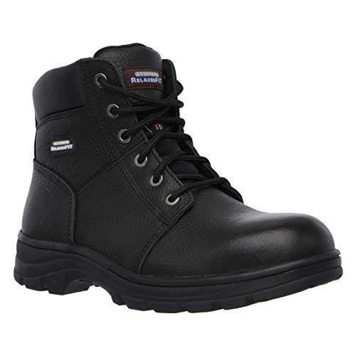 Skechers for work whit memory foam - scarpe da lavoro uomo - antinfortunistiche (43)