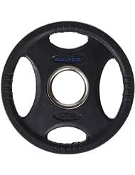 SALTER D271 Discos de Caucho, Unisex Adulto, Negro