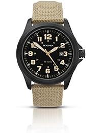 Sekonda Herren-Armbanduhr Analog Quarz 3505.27