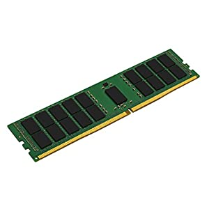Kingston KSM24RD8/16MAI Server Premier Speicher (16GB 2400MHz, DDR4, ECC Reg, 1.2V, CL17, 288-Pin, micron A, DIMM, IDT), Green
