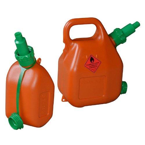 Preisvergleich Produktbild Kombikanister 2,5 Liter Öl / 6 Liter Benzin