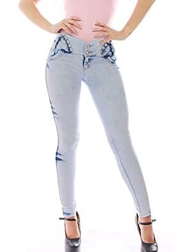 FARINA® 1703 Denim Pantalones, J