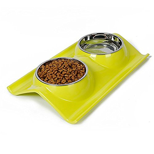 Double-Dog-Cat-Bowl-Stainless-Steel-Pet-Feeding-StationForever-Beauty-Water-and-Food-Bowls-for-Small-Dogs-and-Cats