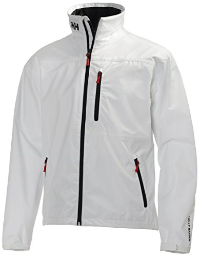 Helly Hansen Jacke Crew Midlayer, Chaqueta Hombre, Blanco (Bright White), XL