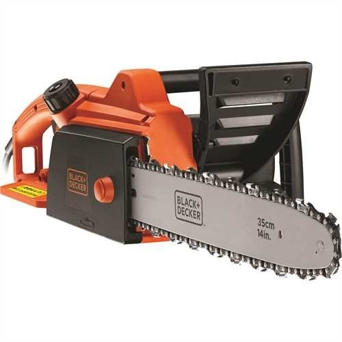 Black & Decker CS1835   Motosierra electrica, 1800 W