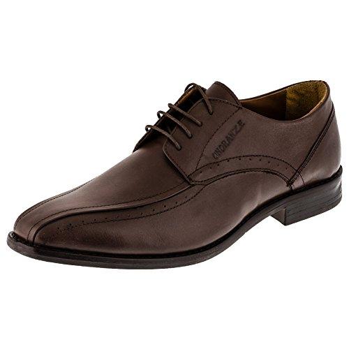 Onoraze , Chaussures de ville à lacets pour homme #164bn Schnürer Braun