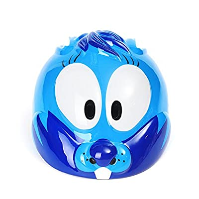 YXINY WG-37 Child Cycle Bike Helmet Lovely PC+EPS Boy and Girl 6 Air Vents Children Cartoon Allround Helmets 55-67cm from YXINY