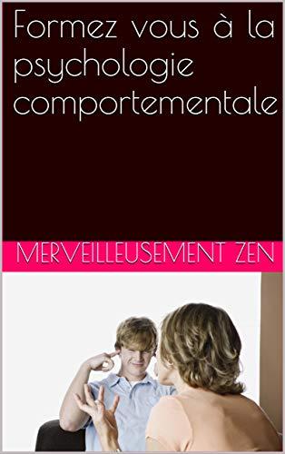 Couverture du livre Formez vous à la psychologie comportementale