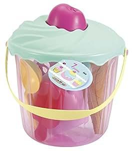 Écoiffier - 7600000242 - Set de seau - Muffin