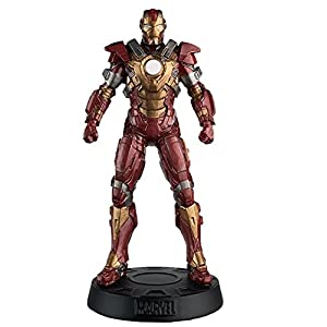 Eaglemoss Marvel Movie Collection Special Iron Man Mark 17 7