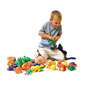 First-Play Beanbag Animal Menagerie Game