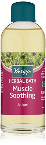 Kneipp Herbal Bath Muscle Soothing Juniper Value Size - 6.76 Oz.
