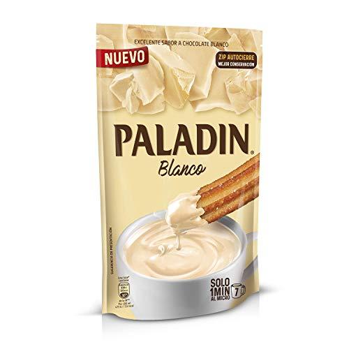 Paladin Blanco - Experiencia A La Taza Sabor A Chocolate Blanco Con Envase Zip Autocierre - 250 Gramos