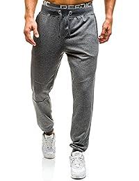 BOLF – Pantalons de sport – Training – Fitness – Jogging – Jogger – Homme [6F6]