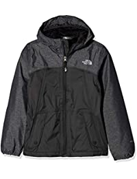 The North Face, G Warm Storm, Giacca, Bambina, Nero (Tnf Black), L