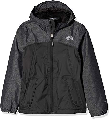 8188ea9d7f The North Face Kids TNF Chaqueta Warm Storm, Niñas, TNF Black, XL