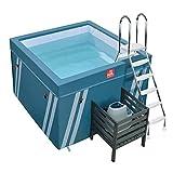 Kabine für Aquabike mit 2Aquabikes inklusive